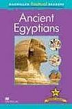 Macmillan Factual Readers Level 6+ Ancient Egyptians cena od 120 Kč