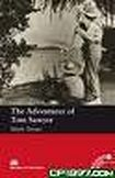 Macmillan Readers Beginner The Adventures of Tom Sawyer cena od 174 Kč
