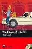Cabot Meg: Princess Diaries: Book 2 T. Pack w. gratis CD cena od 208 Kč