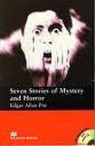 Poe Edgar Allan: 7 Stories of Mystery & H. T. Pack w. gratis CD cena od 200 Kč