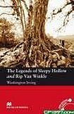 Macmillan Readers Elementary The Legends of Sleepy Hollow and Rip Van Winkle cena od 0 Kč