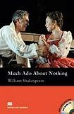 William Shakespeare: Much Ado About Nothing T. Pack w. gratis CD cena od 228 Kč