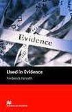 Forsyth Frederic: Used in Evidence cena od 119 Kč