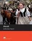 Spyri Johanna: Heidi T. Pack w. gratis CD cena od 220 Kč