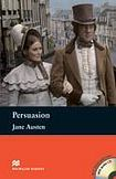 Macmillan Readers Pre-intermediate Persuasion + CD cena od 220 Kč