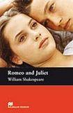 Macmillan Readers Pre-Intermediate Romeo a Juliet cena od 126 Kč