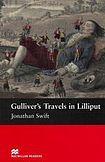 Macmillan Readers Starter Gulliver´s Travel in Lilliput cena od 80 Kč