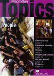 Macmillan Topics Beginner - People cena od 159 Kč