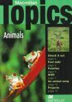 Macmillan Topics Beginner Plus - Animals cena od 152 Kč