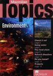 Macmillan Topics Elementary - Environment cena od 159 Kč