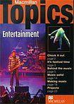 Macmillan Topics Pre-Intermediate - Entertainment cena od 159 Kč