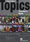XXL obrazek Macmillan Topics Teacher´s Pack + CD