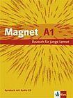 Klett nakladatelství Magnet 1, Kursbuch mit CD cena od 381 Kč