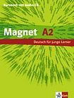 Klett nakladatelství Magnet 2, Kursbuch mit CD cena od 381 Kč