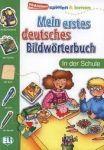 ELI MEIN ERSTES DEUTSCHES BILDWÖRTERBUCH - In der Schule cena od 110 Kč