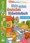 ELI MEIN ERSTES DEUTSCHES BILDWÖRTERBUCH - In der Stadt cena od 108 Kč