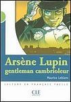 XXL obrazek CLE International MISE EN SCENE 2 ARSENE LUPIN, GENTLEMAN CAMBRIOLEUR
