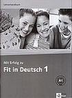 Vavatzandis K., Janke-Papanikolaou S.: Mit Erfolg zu Fit in Deutsch 1 - Metodická příručka cena od 367 Kč