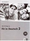 Vavatzandis K., Janke-Papanikolaou S.: Mit Erfolg zu Fit in Deutsch 2 - Metodická příručka cena od 349 Kč