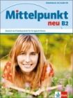 Klett nakladatelství MITTELPUNKT NEU B2 Arbeitsbuch cena od 379 Kč