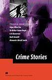 Macmillan MLC Crime Stories cena od 212 Kč