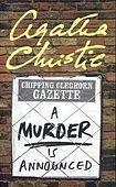 Christie Agatha: Murder Is Announced cena od 115 Kč