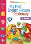 ELI MY FIRST ENGLISH PICTURE DICTIONARY - At Home cena od 109 Kč