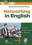Macmillan Networking in English cena od 320 Kč