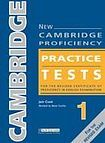 Heinle New Cambridge Proficiency Practice Tests 1 Student´s Book with Answers and Audio CDs cena od 428 Kč