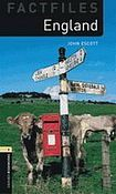 Oxford University Press New Oxford Bookworms Library 1 England Factfile cena od 92 Kč