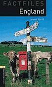 Oxford University Press New Oxford Bookworms Library 1 England Factfile Audio CD Pack cena od 137 Kč