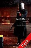 XXL obrazek Oxford University Press New Oxford Bookworms Library 1 Ned Kelly: A True Story Audio CD Pack