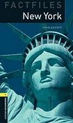 Oxford University Press New Oxford Bookworms Library 1 New York Factfile cena od 95 Kč
