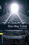 Oxford University Press New Oxford Bookworms Library 1 One-Way Ticket - Short Stories Audio CD Pack cena od 137 Kč