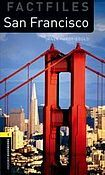 XXL obrazek Oxford University Press New Oxford Bookworms Library 1 San Francisco Factfile with Audio CD
