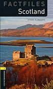 XXL obrazek Oxford University Press New Oxford Bookworms Library 1 Scotland Factfile Audio CD Pack