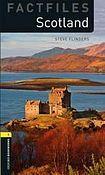Oxford University Press New Oxford Bookworms Library 1 Scotland Factfile Audio CD Pack cena od 143 Kč
