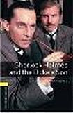 Oxford University Press New Oxford Bookworms Library 1 Sherlock Holmes and the Duke´s Son Audio CD Pack cena od 143 Kč