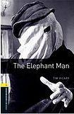 Oxford University Press New Oxford Bookworms Library 1 The Elephant Man cena od 95 Kč