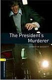 XXL obrazek Oxford University Press New Oxford Bookworms Library 1 The President´s Murderer Audio CD Pack