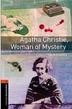 Oxford University Press New Oxford Bookworms Library 2 Agatha Christie, Woman of Mystery Audio CD Pack cena od 0 Kč