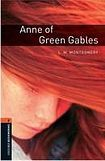 Oxford University Press New Oxford Bookworms Library 2 Anne of Green Gables cena od 97 Kč