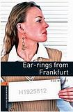 Oxford University Press New Oxford Bookworms Library 2 Ear-rings from Frankfurt Audio CD Pack cena od 181 Kč