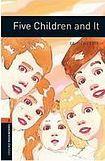Oxford University Press New Oxford Bookworms Library 2 Five Children and It Audio CD Pack cena od 137 Kč