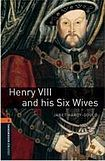 Oxford University Press New Oxford Bookworms Library 2 Henry VIII and his Six Wives Audio CD Pack cena od 0 Kč