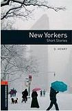 Oxford University Press New Oxford Bookworms Library 2 New Yorkers - Short Stories cena od 101 Kč