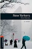 Oxford University Press New Oxford Bookworms Library 2 New Yorkers - Short Stories Audio CD Pack (British English) cena od 143 Kč