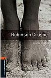 Oxford University Press New Oxford Bookworms Library 2 Robinson Crusoe cena od 101 Kč