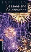 Oxford University Press New Oxford Bookworms Library 2 Seasons and Celebrations Factfile Audio CD Pack cena od 160 Kč