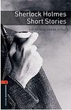 Oxford University Press New Oxford Bookworms Library 2 Sherlock Holmes Short Stories cena od 101 Kč